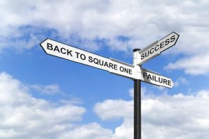 Image showing directions for success