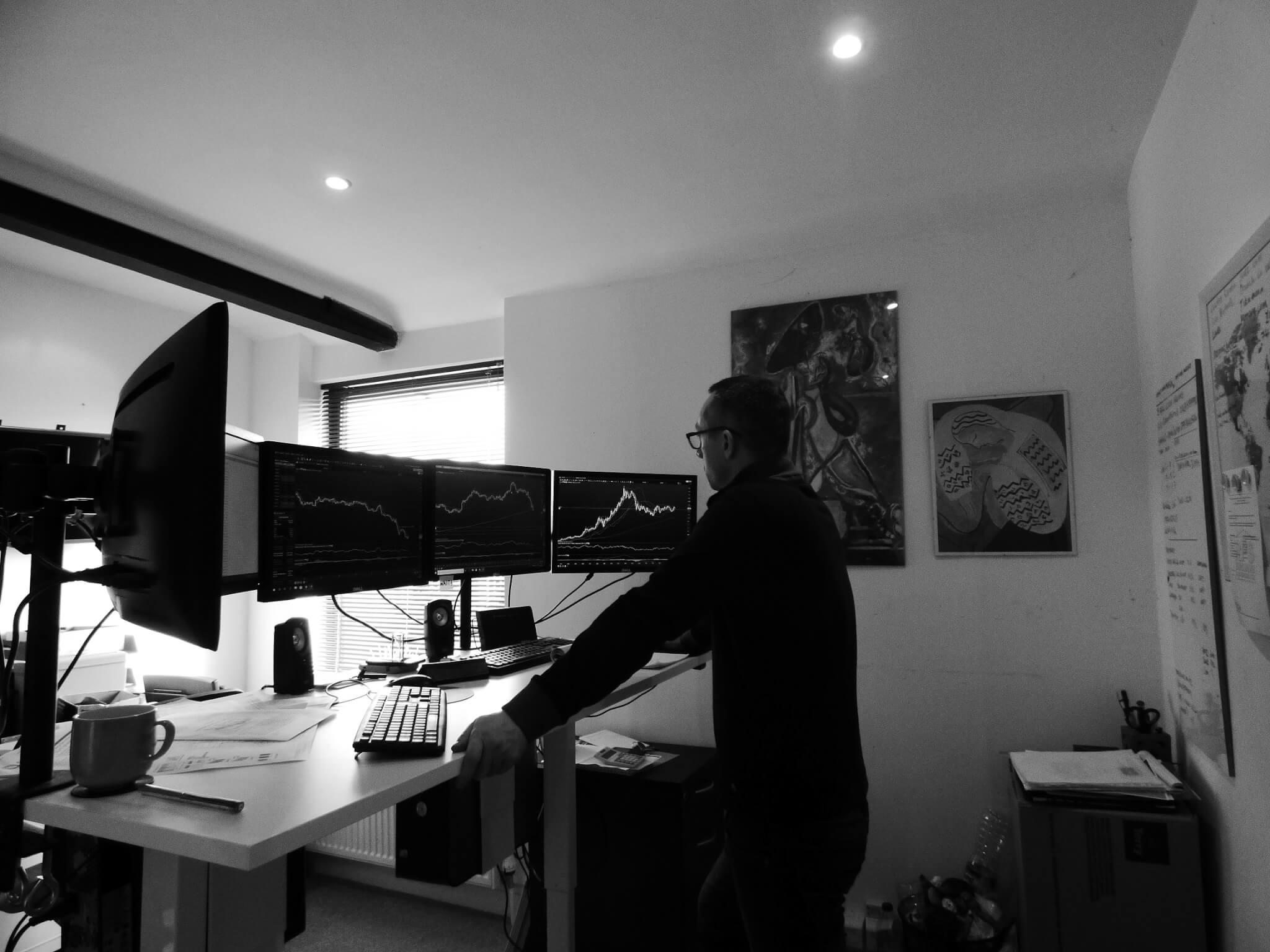 Richard @ Trading Desk Harpenden UK