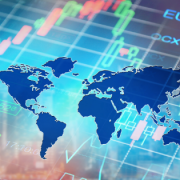 world map FOREX Blog banner
