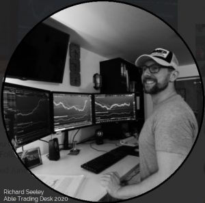 Forex Trader at Able Trading desk